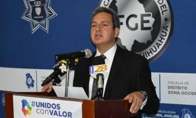 No permitiremos que Juárez esté bajo la delincuencia: Peniche