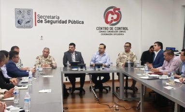 Gobiernos de Chihuahua y Sonora suman esfuerzos  para reforzar seguridad