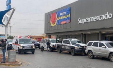 Amenaza de bomba en Walmart de Juárez moviliza a autoridades