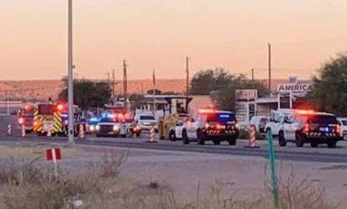 Tiroteo en Sunland Park, cerca de El Paso; policías abaten al agresor