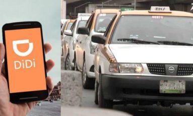 DiDi se aliará con taxistas para subir pasaje con su app a nivel nacional
