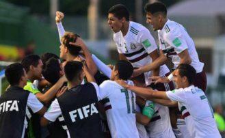 México vencer Japón y avanza cuartos final Mundial Sub 17