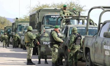 Denuncia Sedena subasta falsa de vehículos militares