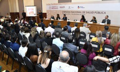 Arranca en Chihuahua  la Primera Jornada Nacional de Salud Pública