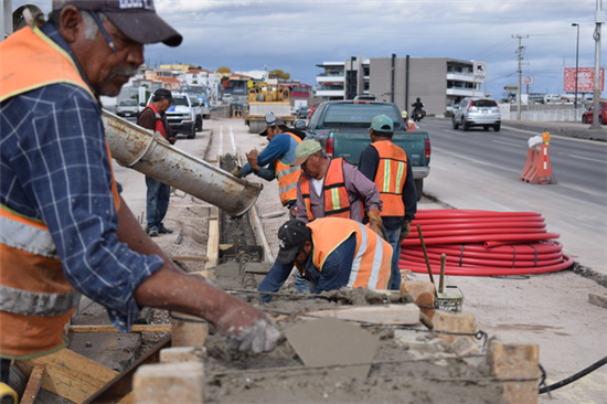 Trabaja Gobierno Municipal en la etapa final del cuarto carril del Periférico de la Juventud