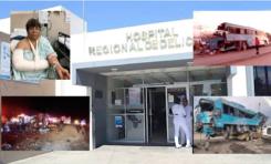Informe oficial: 13 muertos y 50 heridos por camionazo en Delicias: Secretaría de Salud