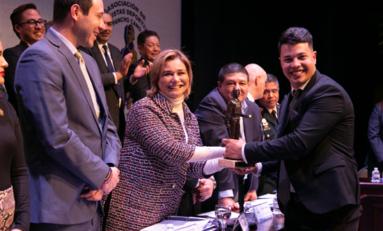 Reconoce Gobierno Municipal la excelencia deportiva con entrega del Teporaca 2019