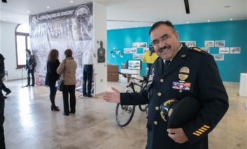Invitan a chihuahuenses a visitar Museo del Policía en sus últimos días