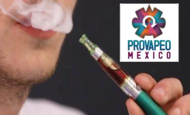 """""""Vapear no es fumar""""; Regulación de vaporizadores ayudará a combatir tabaquismo en México: ProVapeo"""