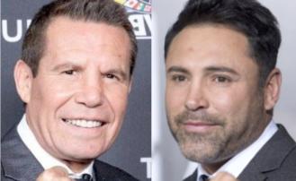 Confirma Chávez que peleará con De la Hoya