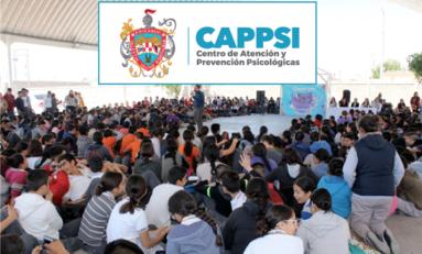 Brindará CAPPSI atención a 20 secundarias y 15 primarias en el primer semestre del año