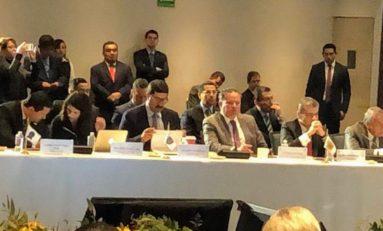 Gobernadores revisan mesas de coordinación con Gabinete de Seguridad Federal