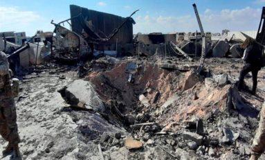 Impactan dos cohetes Katiusha en base militar Iraquí que alberga a tropas de EU