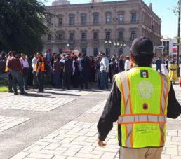 Preparan macro simulacro nacional de Protección Civil para el lunes 20 de enero