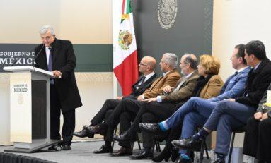 Reconocen Gobernador y Presidente aporte de la industria manufacturera de exportación
