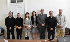 Plantea Municipio intercambio económico, educativo y cultural a cónsul de Canadá