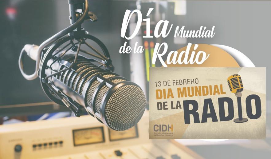 """Hoy """"Día Mundial de la Radio""""; el medio más poderoso de la comunicación"""