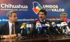 Informa Gobernador Javier Corral sobre ataque a su escolta y agentes estatales en Juárez