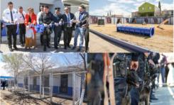 Remodela Gobierno Municipal campo de entrenamiento de grupo canino K9; 1.4 mdp la inversión