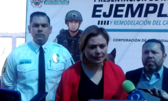 """Apoya Alcaldesa paro nacional de """"un día sin mujeres""""; rechazo de violencia contra la mujer"""