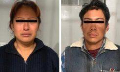 Durante detención Mario y Giovana intentaron sobornar a policías