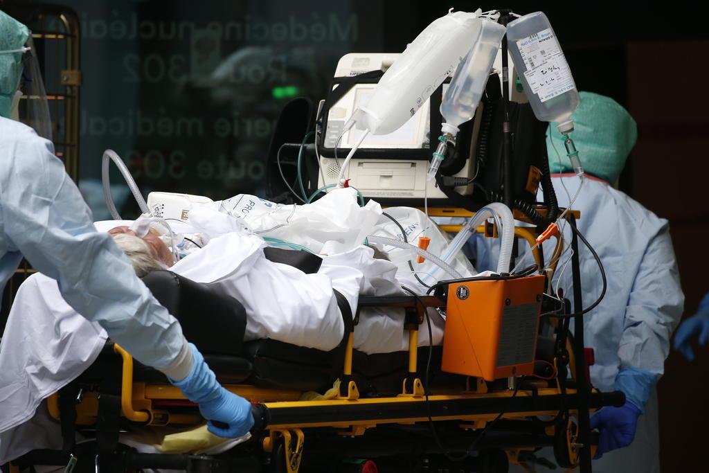 Alerta OMS por aceleración de pandemia; se duplicado casos de Covid-19 en 12 días
