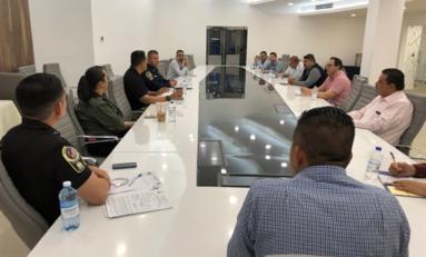 Estrechan coordinación DSPM y tiendas departamentales y de autoservicio ante emergencia sanitaria