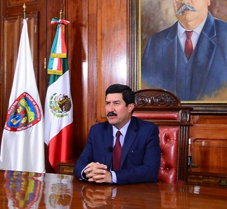 Anuncia Gobernador Corral medidas de emergencia por Covid-19