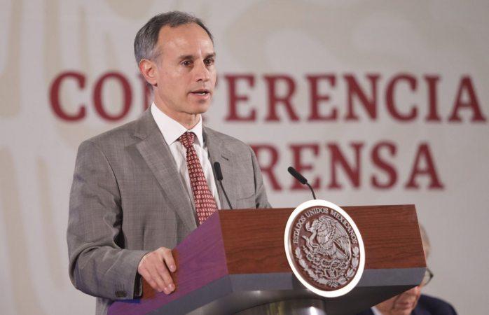 Descarta subsecretario de Prevención y Promoción de la Salud propagación masiva de coronavirus