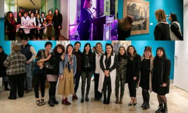 """Inaugura Maru Campos """"Jardín Femenino"""" muestra de creatividad en grabados"""