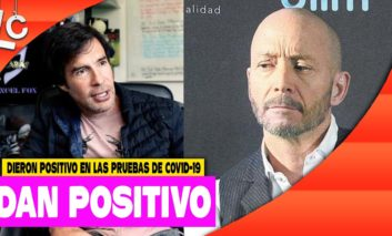 Ejecutivo de Televisa, un productor y una actriz dan positivos al Covid-19 en México