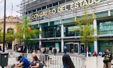 Restringiera el acceso a quienes no laboran en el Congreso