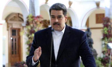 Acusa EU a Maduro de terrorismo y narcotráfico; ofrecen recompensa de 15 mdd
