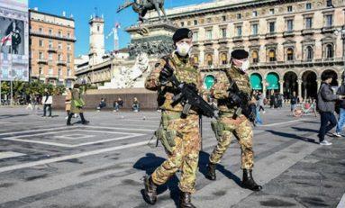 Italia fuera de control por el coronavirus; 662 muertes en 24 horas