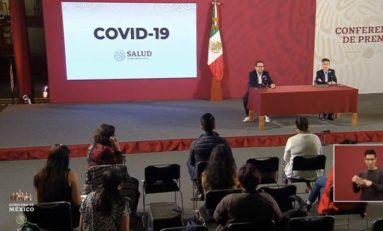 Tres bebés menores de un año de edad dieron positivo por Covid-19: Salud